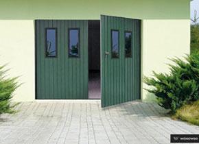 Wisniowski zweiflügelige Tore