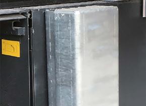 Stahlpuffer Puffersystem